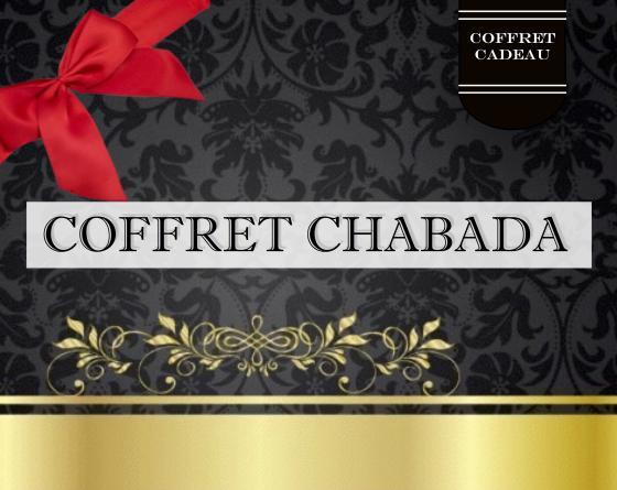 COFFRET CHABADA