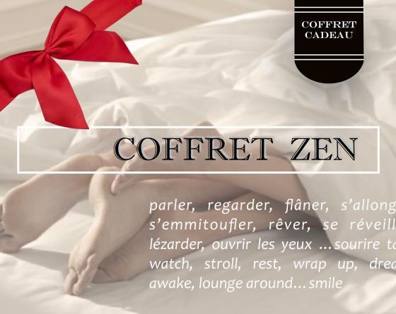 COFFRET ZEN